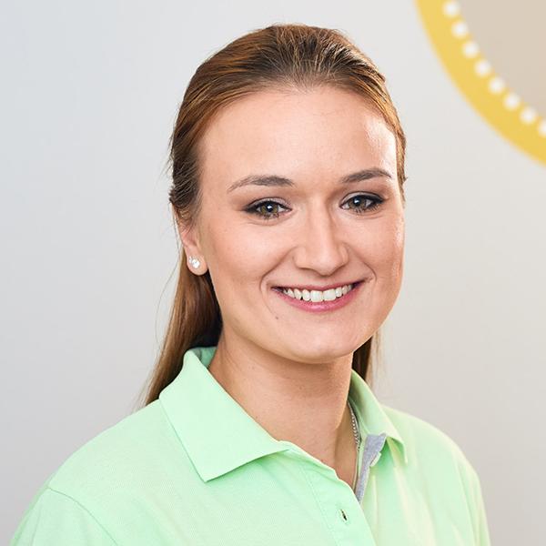 Raphaela Stollberg, Medizinische Fachangestellte (MFA)