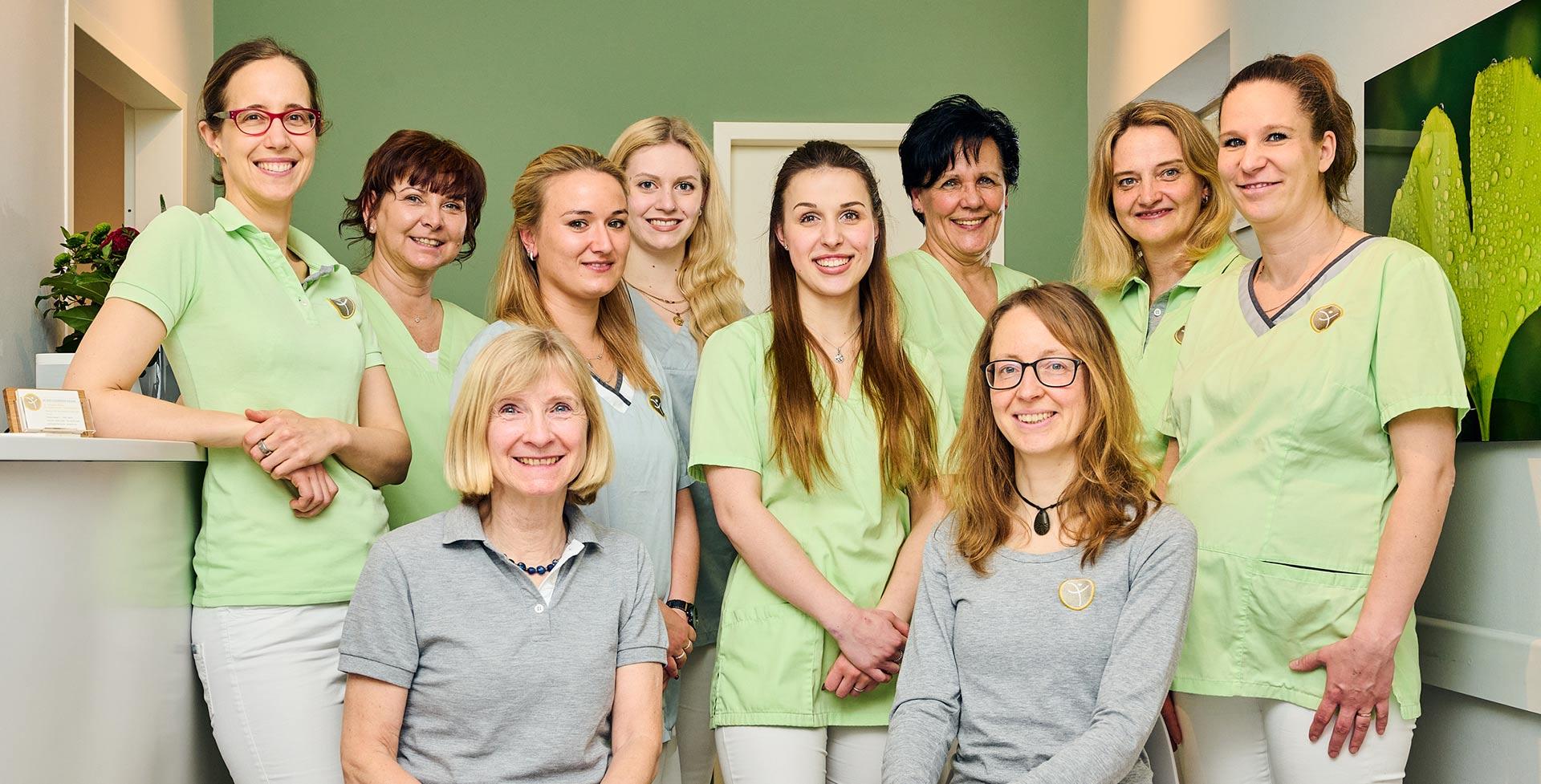 Team Praxis Dr. Reiche